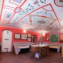 The memorial room of don Frane Bulic after reconstruction.